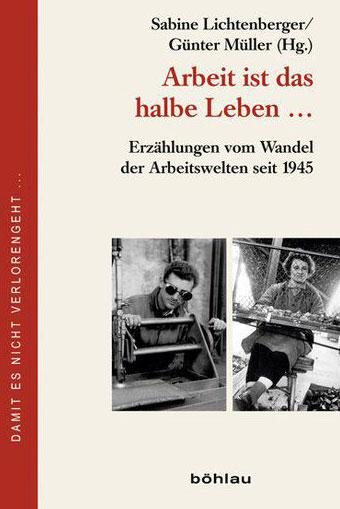 Buchcover: Arbeit ist das halbe Leben