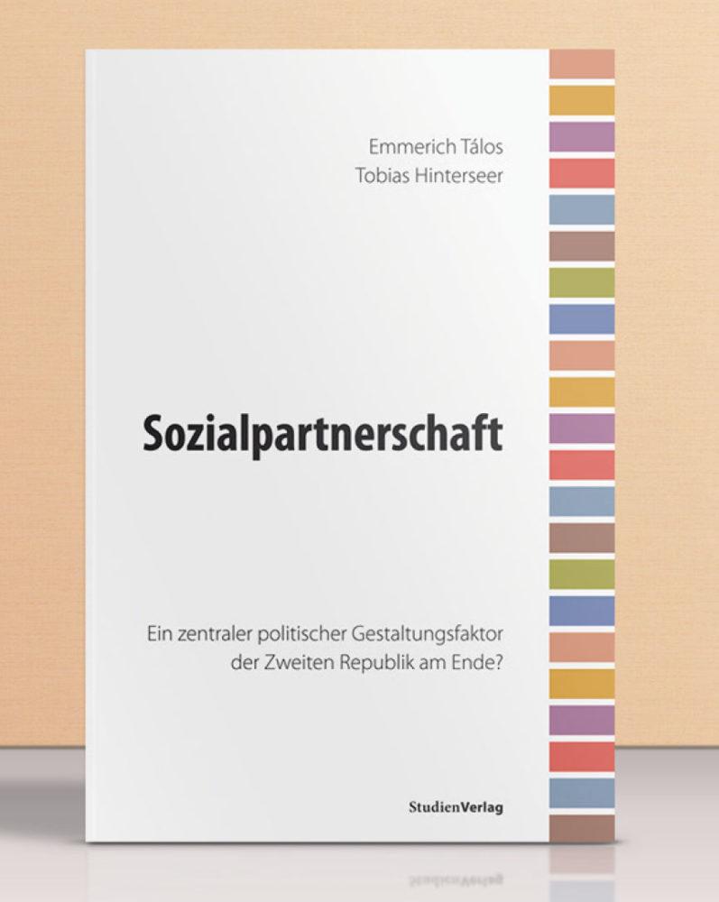 Buchcover Sozialpartnerschaft