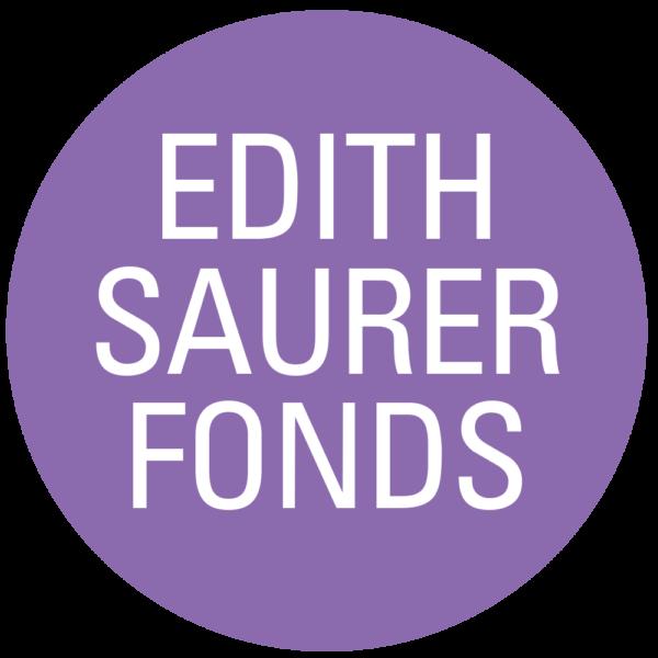 Logo Edith Saurer Fonds
