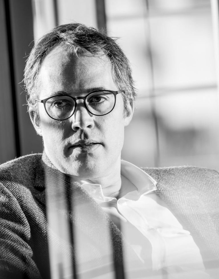 Portrait Florian Wenninger